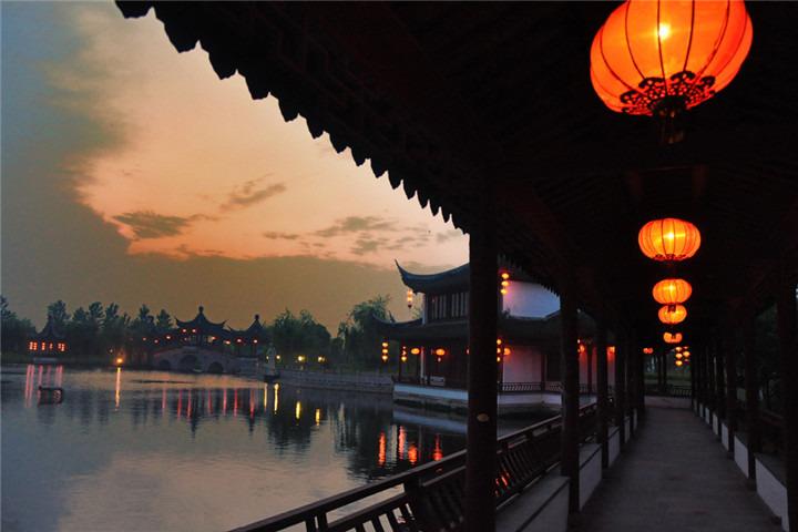 西塘最美摄影路线