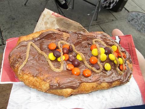 海狸尾糖饼旅游景点图片