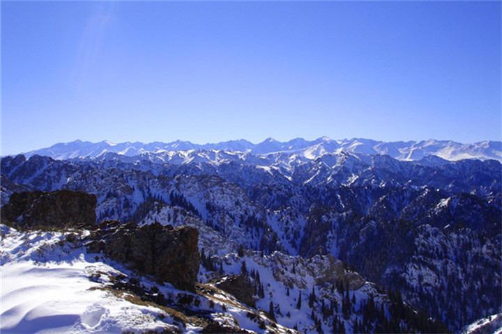 天山大峡谷景区