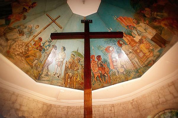 麦哲伦十字架旅游图片