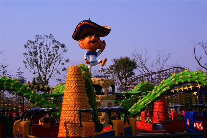 上海 欢乐游