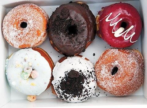 SuzyQ Doughnuts