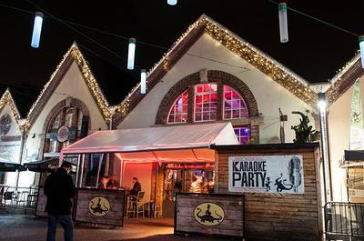 Rue Emile Mousel酒吧街