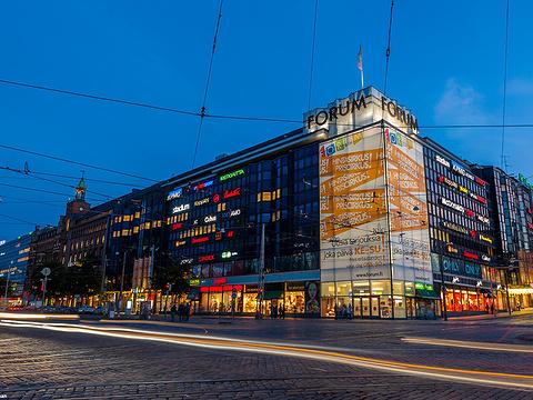 弗鲁姆购物中心旅游景点图片