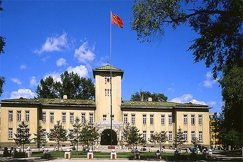 龙井日本总领事馆遗址