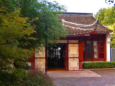 陈从周艺术馆旅游景点图片