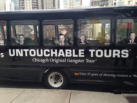 芝加哥黑帮历史之旅
