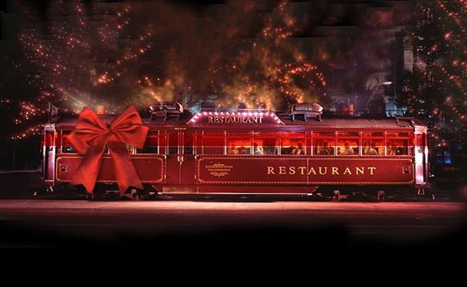 The Colonial Tramcar Restaurant