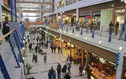 基希贝格购物中心