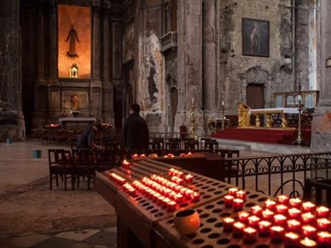 Igreja de São Domingos ( Santa Justa e Rufina )旅游景点图片