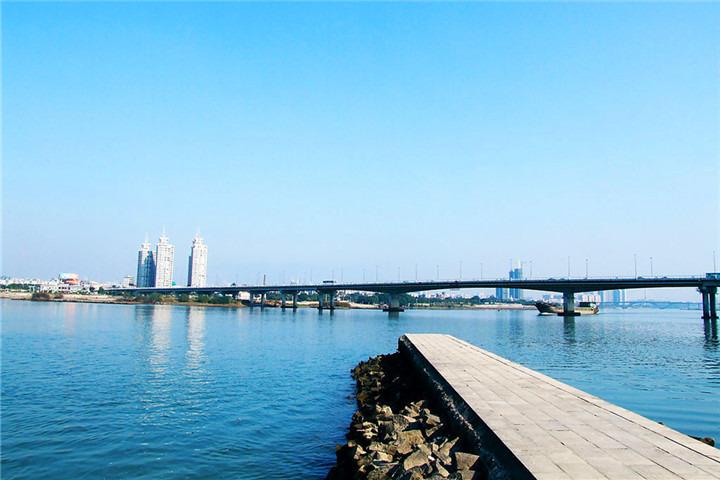 福州滨江观光一日游