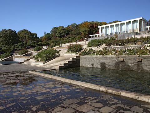 须磨离宫公园旅游景点图片