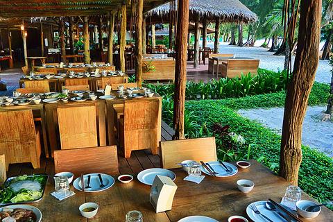 度假村餐馆
