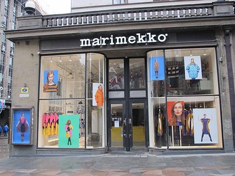 Marimekko服饰店旅游景点图片