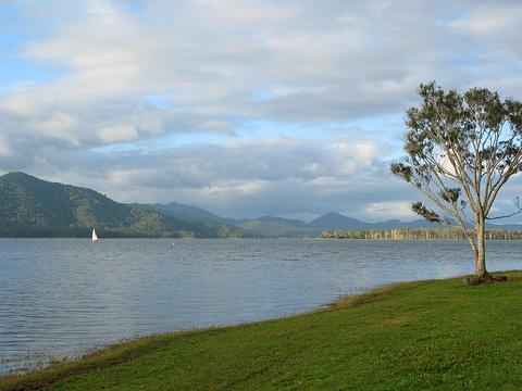 天拿奴湖泊旅游景点图片