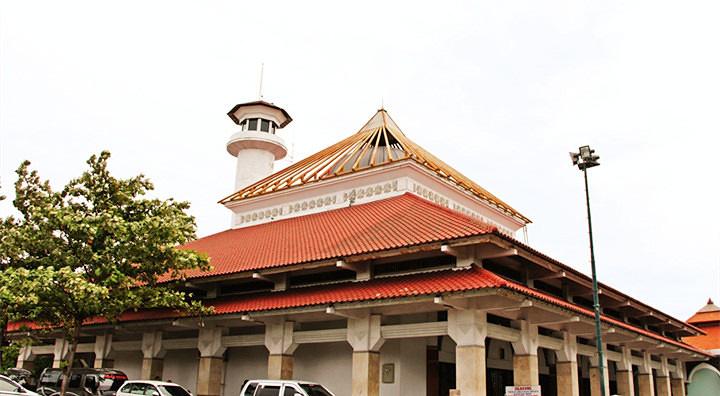 安佩尔清真寺旅游图片