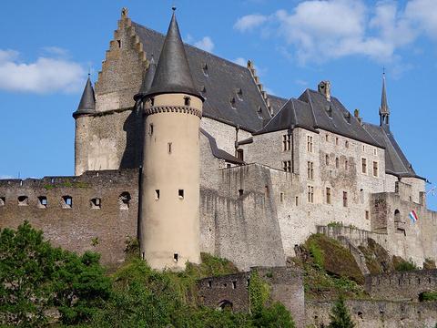 维安登城堡旅游景点图片