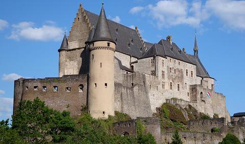 维安登城堡的图片