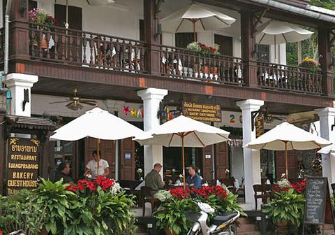 Luang Prabang Bakery Café
