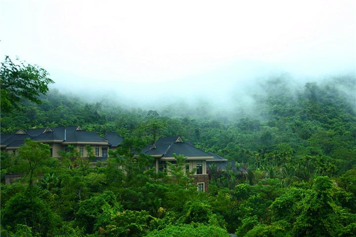 呀诺达雨林景区