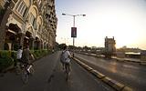骑车游孟买