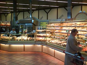 CACTUS Shopping Center Howald超市