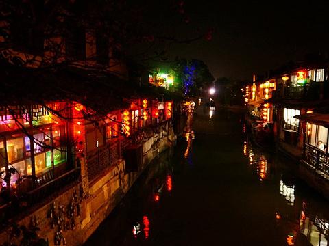 西塘酒吧一条街旅游景点图片