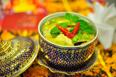 泰式绿咖喱