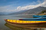 费瓦湖划船