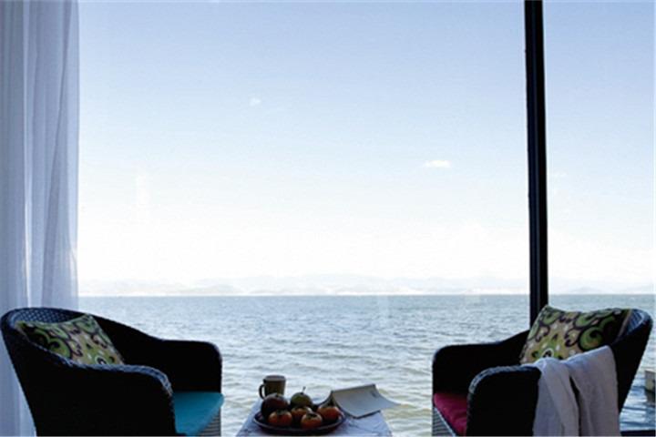 自在海景度假酒店(电影《心花路放》的取景地)