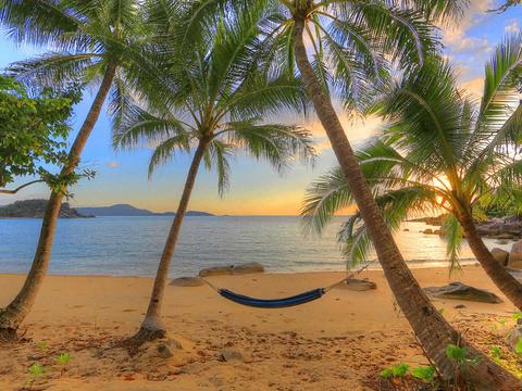 班达拉岛旅游景点图片