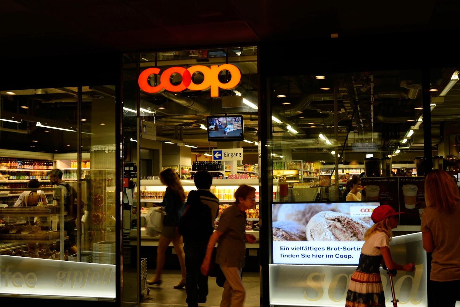 Coop City Marktgasse