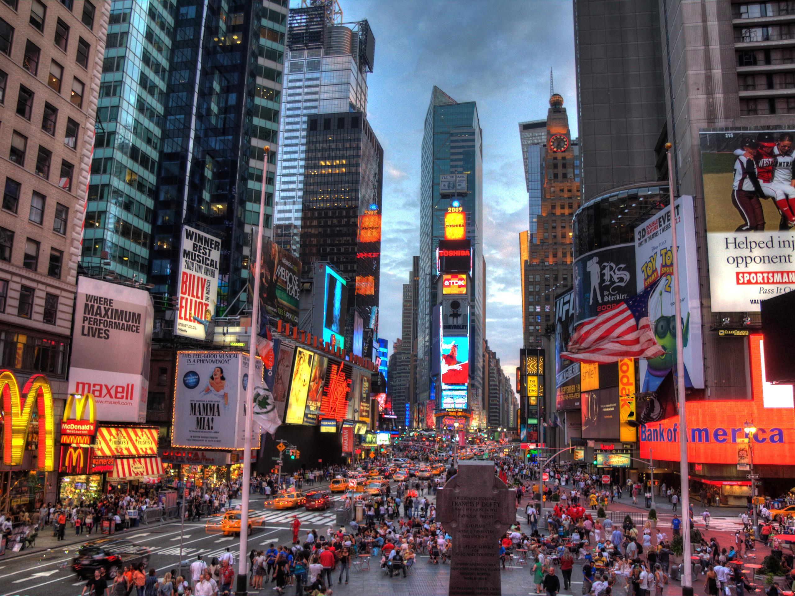 纽约一日游