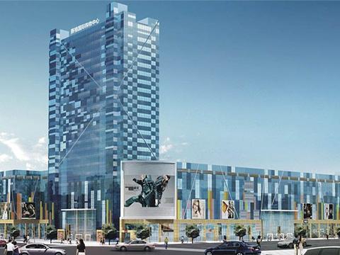 赛格国际购物中心旅游景点图片