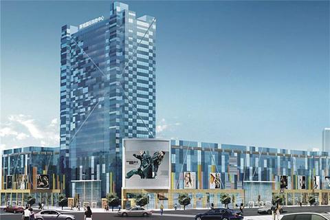 赛格国际购物中心的图片