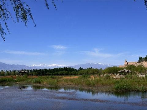 九眼泉旅游景点图片