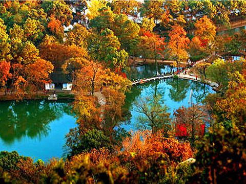 十景塘旅游景点图片