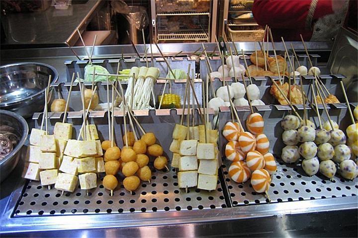 东喱香港式咖喱鱼蛋(中央大街店)