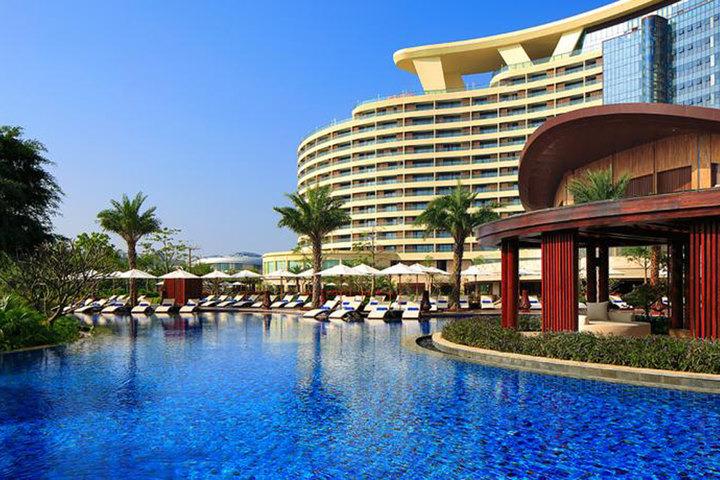 天房洲际度假酒店