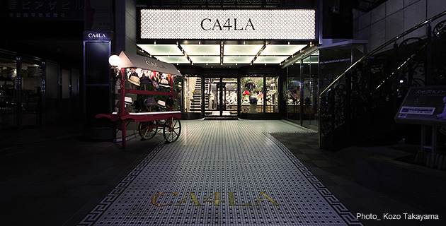 CA4LA 表参道店