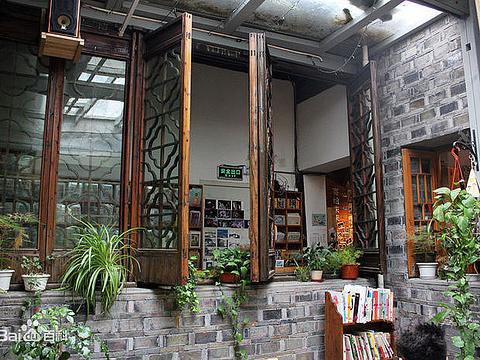 猫的天空之城概念书店(新天地店)旅游景点图片