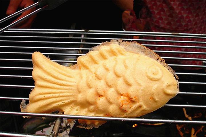 户部巷小鱼饼