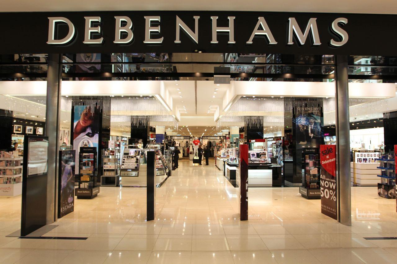 Debenhams 王子街分店