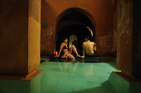 Hammam Alandalus Granada 浴场