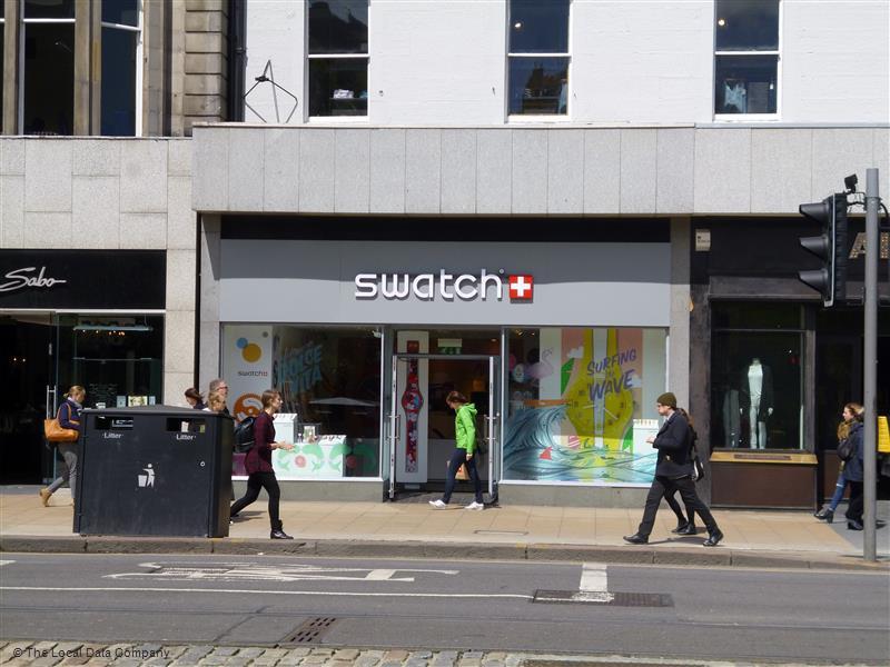 Swatch 王子街分店