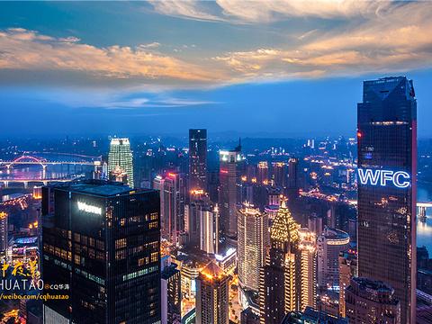 解放碑商圈旅游景点图片