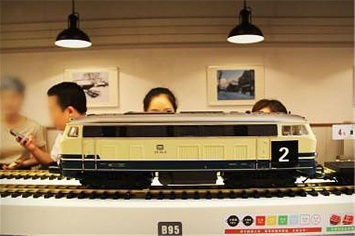 快乐火车餐厅