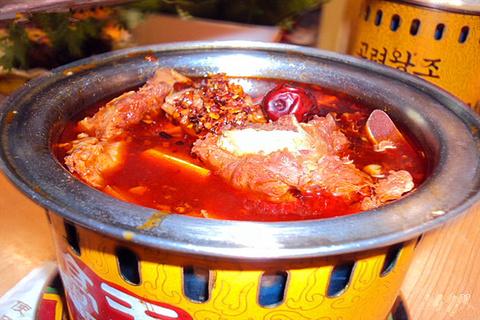 子莲排骨酱汤