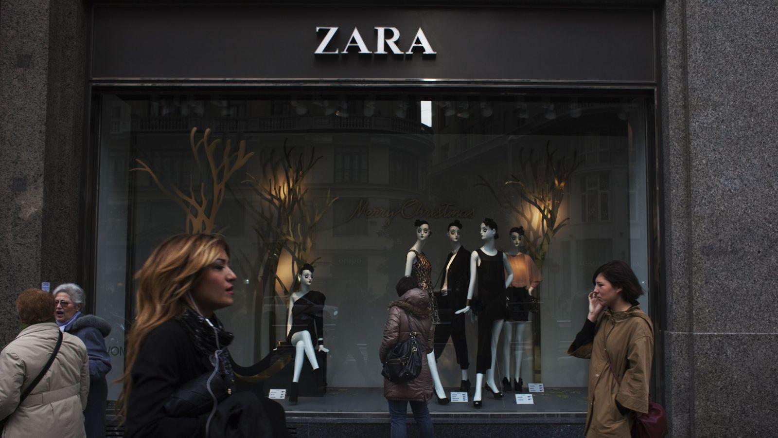 ZARA 萨拉曼卡区分店