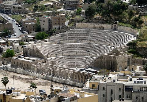 米洛斯古罗马剧场